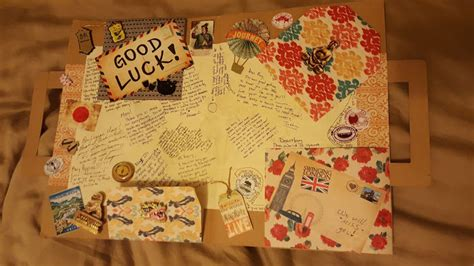 Handmade Farewell Cards - moving abroad and saying farewell it never gets easier