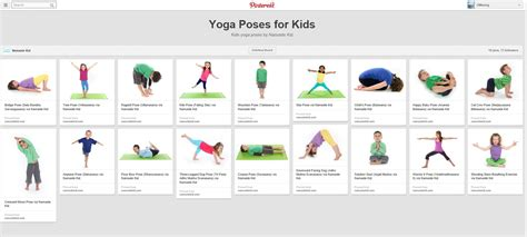 free printable yoga cards for preschoolers pin by jolene saupique on preschool toddlers pinterest