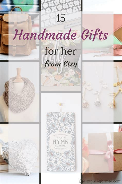 Handmade Gifts Etsy - 15 handmade gifts for from etsy farm reformed
