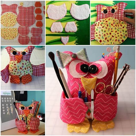 pattern for owl remote holder fabulous fabric owl pillow free template and guide