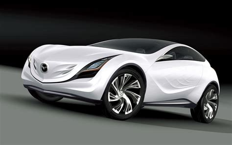 mazda foreign mazda kazamai concept unveiled before its official