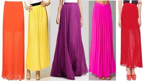 chiffon maxi skirt fashion skirts