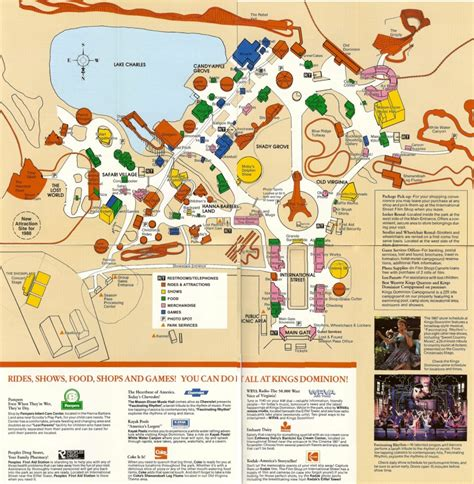 dominion map dominion 1987 park map