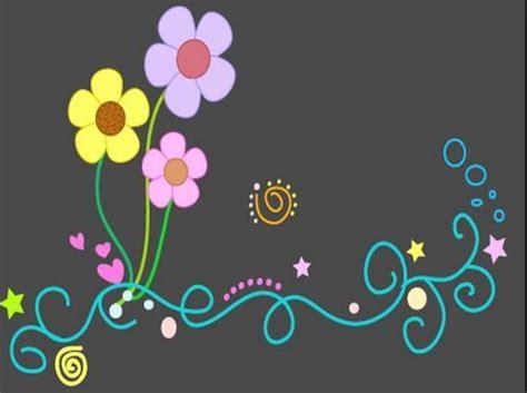 imagenes flores animadas imagenes animadas infantiles fondos para escritorio