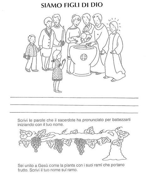 nel giardino degli angeli schede carta d identit 224 per bambini da colorare sm28 pineglen