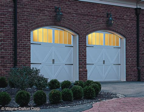 Wayne Dalton Overhead Doors Wayne Dalton Garage Doors Model 9700 Steel Garage Door