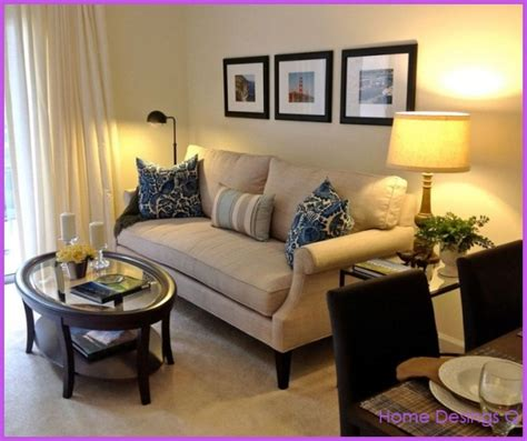 how to decorate a small living room apartment home