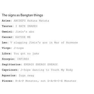 got7 zodiac compatibility image result for bts members zodiacs slight obsession