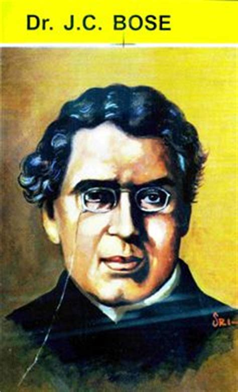 jc bose biography in english object moved