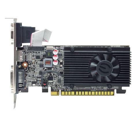 Vga Card Geforce 1gb nvidia geforce gt 610 1gb ddr3 pcie hdmi dvi vga low profile graphics card