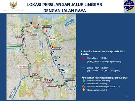 Depan Lop Telkomsel by Proyek Kereta Lingkar Layang Jakarta Indonesia Teknologi