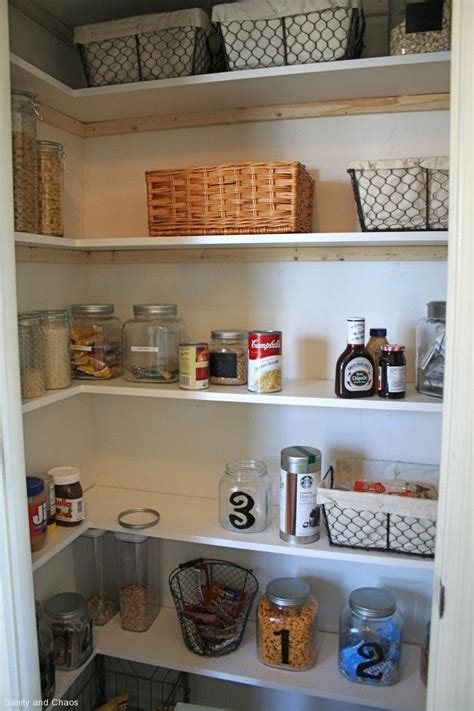 pantry shelf for re building my pantry shelves pantry ideas