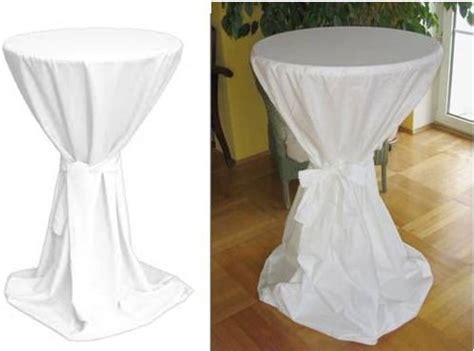 100 polyester bistro table cover cocktail table cloth