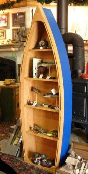 row boat bookshelf plans bookshelves boats and boat shelf on pinterest