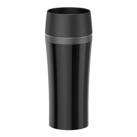 Coffee Cup Design by Travel Mug Fun Thermo Mug Quick Press Seal Emsa