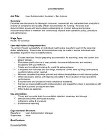 Business Administrator Duties by Administrator Description Exle 14 Free Word Pdf Documents Free Premium