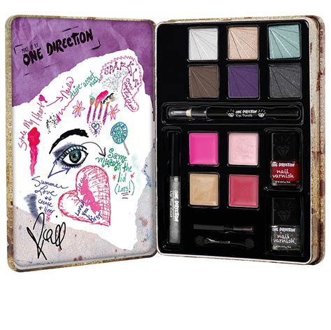 Make Up One Direction giveaway make up by one direction limited edtion kit lustrous lacquer