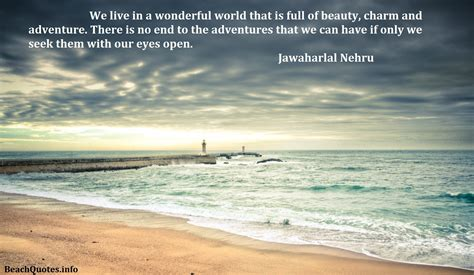 living on the beach special and beautiful quotes about beach