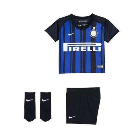 Tshirt Intermilan Desain Nv Inter 13 inter milan 2017 2018 home baby kit 847322 011 49 95 teamzo