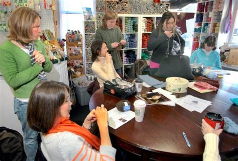knitting groups knitting groups foster camaraderie and creativity the