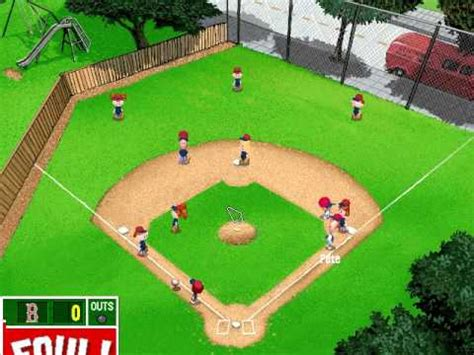 Play Backyard Baseball by Let S Play Backyard Baseball 2003 11 Boston Sox V Philadelphia Phillies Part 1