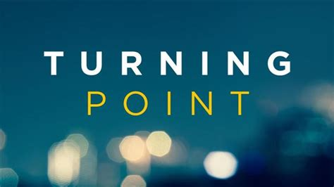 The Turning Point Of My From What Is And Other Essays by Byutv Turning Point