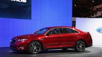 Ford Tarus Sho 2019 Ford Taurus Sho Price Ford Cars News