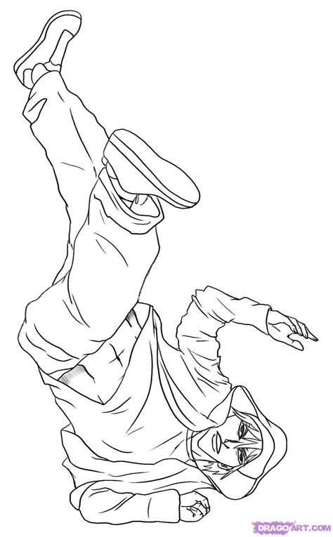 hip hop coloring book drawings of hip hop colouring pages