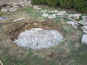 Sunken Backyard Fire Pit I Built A Backyard Firepit Geist Real Estate Blog