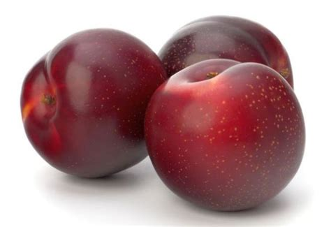 nutritional value of plums and pomegranates organic facts