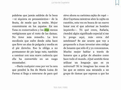 libro la hija de cayetana la hija de cayetana carmen posadas paperblog