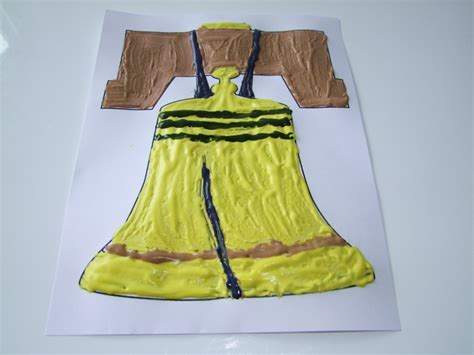 liberty bell craft for liberty bell crafts at
