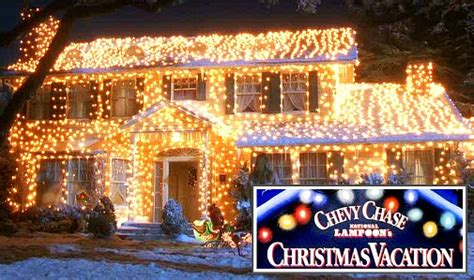 christmas vacation house griswold house in national loon s christmas vacation