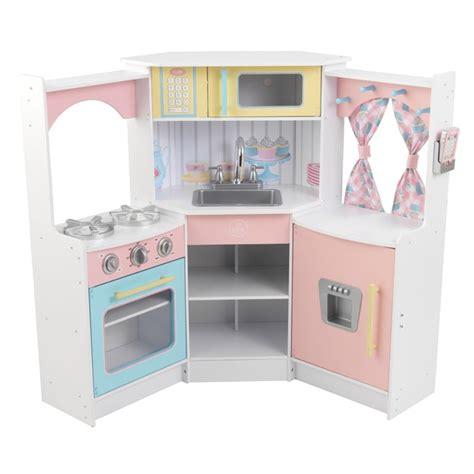 Kidkraft Ultimate Corner Kitchen by Kidkraft Deluxe Corner Play Kitchen