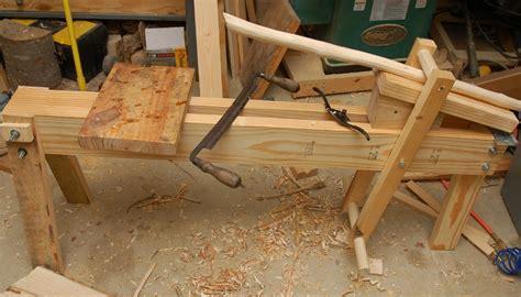 draw knife bench draw knife 171 a blog devoted to my many hobbies