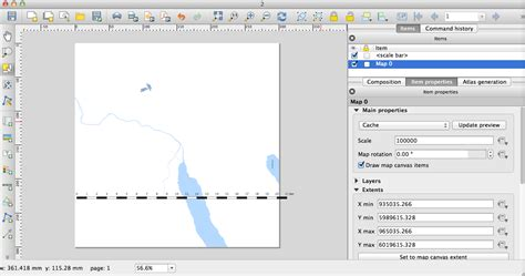 qgis tutorial scale qgis print composer scale problems geographic