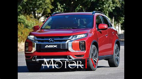 Mitsubishi New 2020 by Mitsubishi Introduces The New 2020 Asx Compact Suv