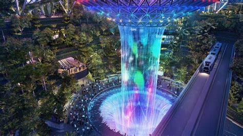Indoors Garden by 5 Attractions To Explore At Jewel Changi Airport