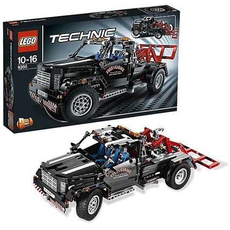 Reception Lego Style Rc Lg lego technic 9395 up tow truck lego lego technic