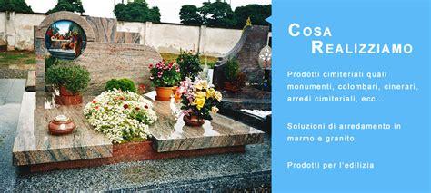 arredi cimiteriali marmi per loculi prezzi cemento armato precompresso