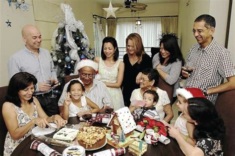 do they celebrate new year in malaysia eurasian family calls malaysia home although most of them