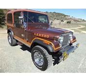 1983 Jeep CJ 7  Laguna Classic Cars &amp Automotive Art