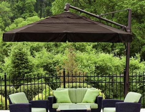 Patio Umbrella Large Large Cantilever Patio Umbrellas New Home Interior Design Ideas Chronus Imaging Luxurious