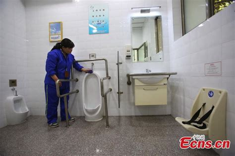 public unisex bathrooms gender neutral toilet in shanghai 1 3 headlines