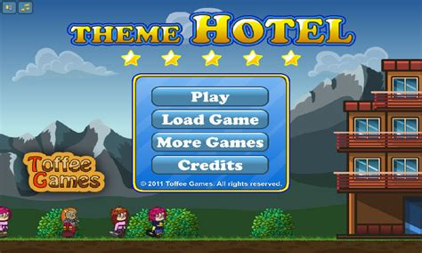 theme hotel two player games theme hotel free android game download download the free