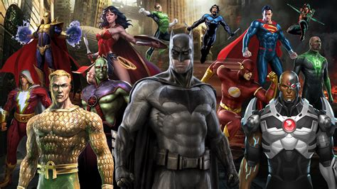 dc super heroes the who are your top favourite dc superheroes gen