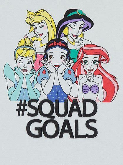 Disney In Squad disney princess squad goals pyjamas george