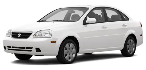 Suzuki Forenza Review by 2007 Suzuki Forenza Reviews Images And Specs