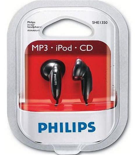 Earphone Philips She1350 philips headphones