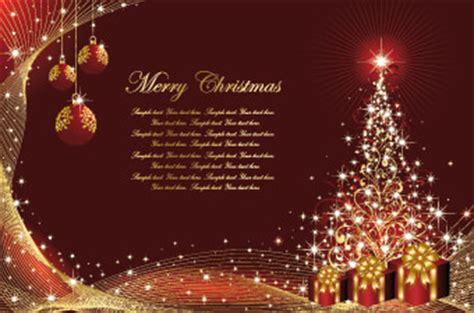 christmas card background   eps   vector